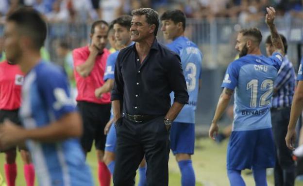 Míchel, nuevo entrenador del Málaga - Página 5 Michelalthani-kFXH-U40502287142UvG-624x385@Diario%20Sur