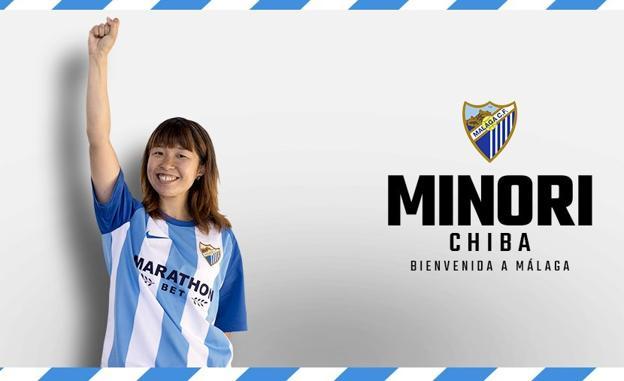 Fichajes del Málaga CF Femenino Minorichiba-keOH-U60419760268tJH-624x385@Diario%20Sur