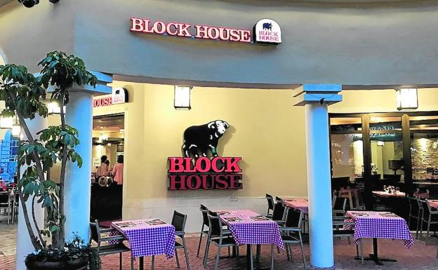 Block House, un clásico de la barbacoa en Plaza Mayor