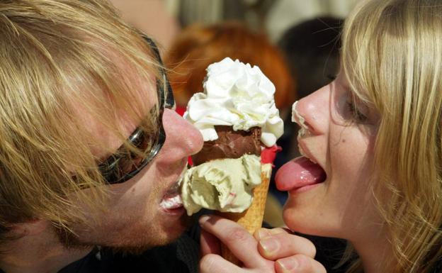 Dime qué edad tienes y te diré que helado tomas