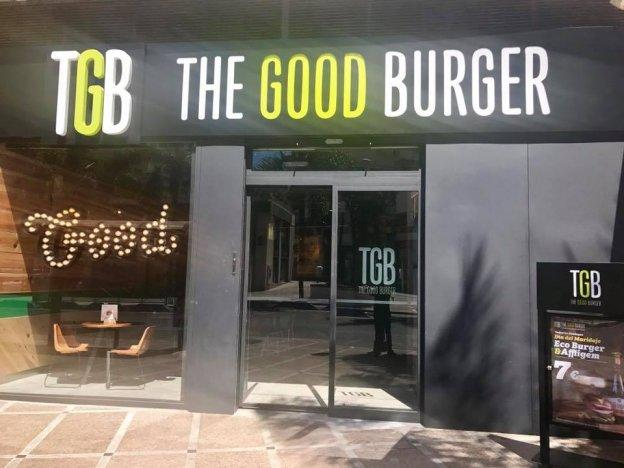 The Good Burger ha abierto en la avenida Palma de Mallorca su sexto local en la provincia. :: a. g./
