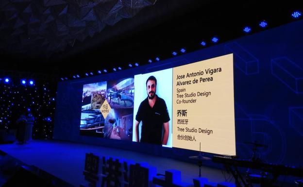 Un estudiante de arquitectura de la uma premiado en china en un evento sobre el presente y el - Ets arquitectura malaga ...