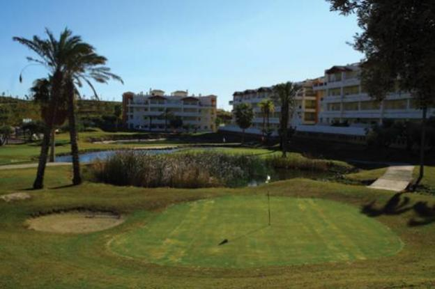 Bil Bil Golf, sede de la final. :: sur