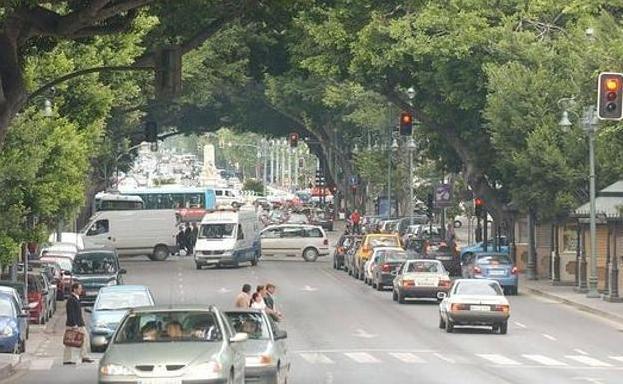Cortes de tr fico este fin de semana por el marat n de for Oficina de trafico en malaga