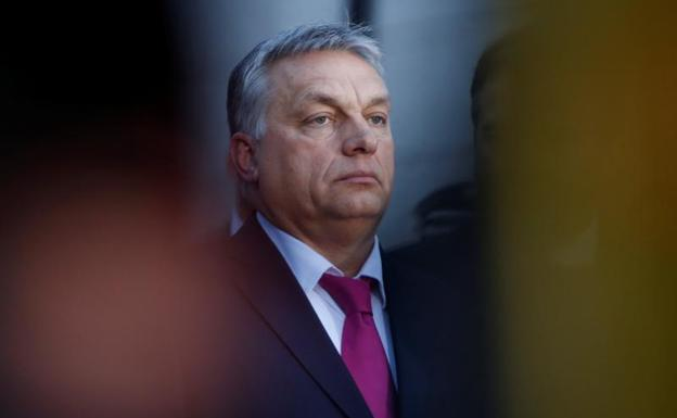 Viktor Orban./Reuters