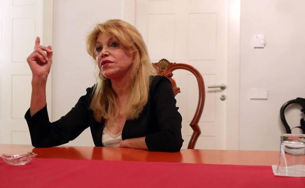 Carmen Thyssen mantiene su defensa de la estructura actual del museo/Salvador Salas