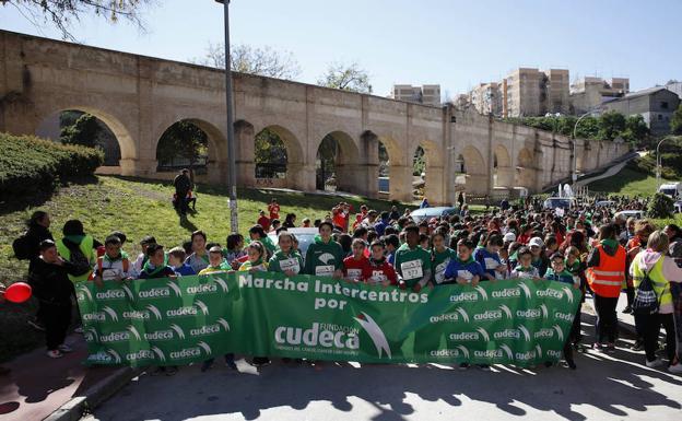 Un millar de estudiantes de los colegios del distrito de for Distrito ciudad jardin