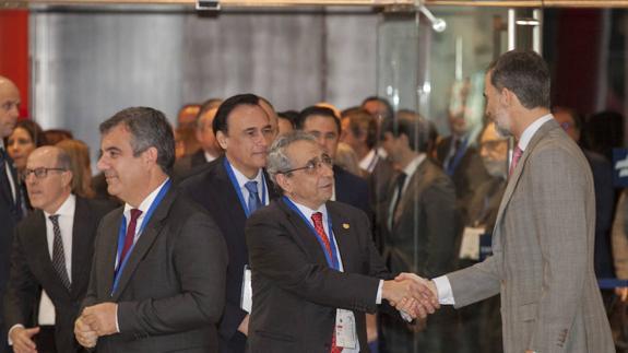 Felipe VI pone en valor la apuesta de Málaga como ciudad de la innovación