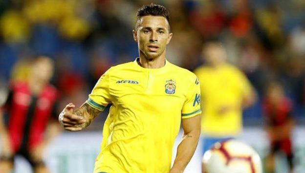 Las Palmas intentará que Rubén Castro continúe en el equipo