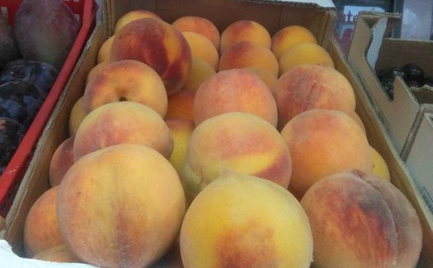 Frutas Con Sabor A Verano En Málaga Y Dónde Comprarlas Diario Sur