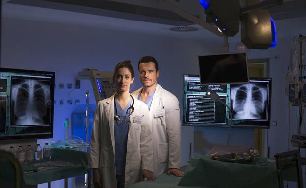 Centro Médico 4x05 Espa&ntildeol Disponible
