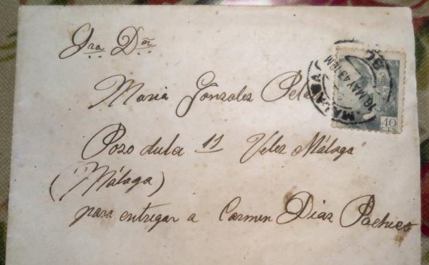 La Carta De Amor Escondida Durante 74 Años Diario Sur