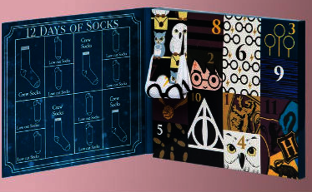 Calendario Harry Potter