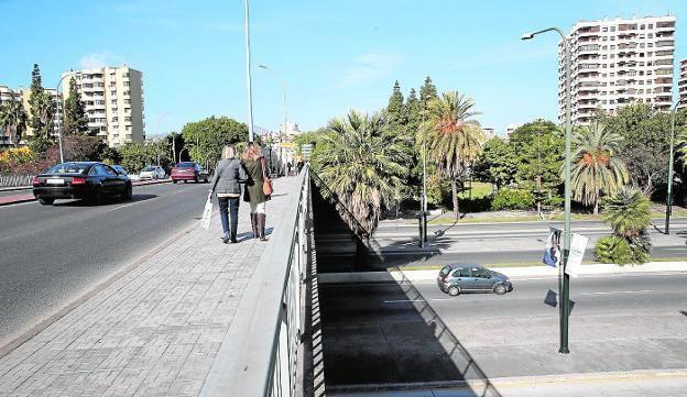 Urbanismo Reparará El Puente De Las Américas Ante La Peligrosidad De Su Estado Diario Sur