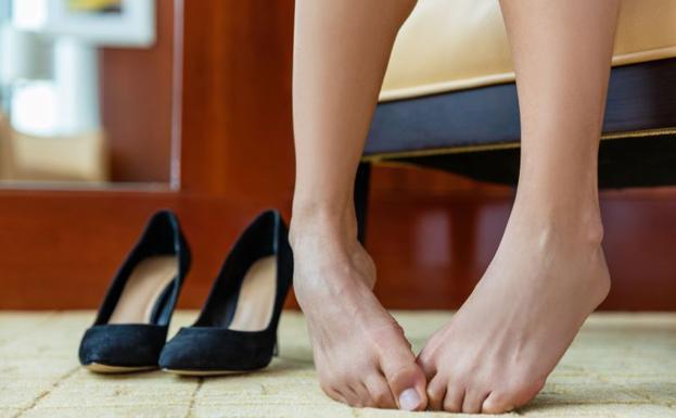 a07887267 Dime qué calzado usas y te diré cómo afecta a tus pies | Diario Sur