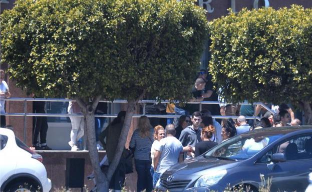 Tiroteo en Algeciras mientras se celebraba una manifestación en ...