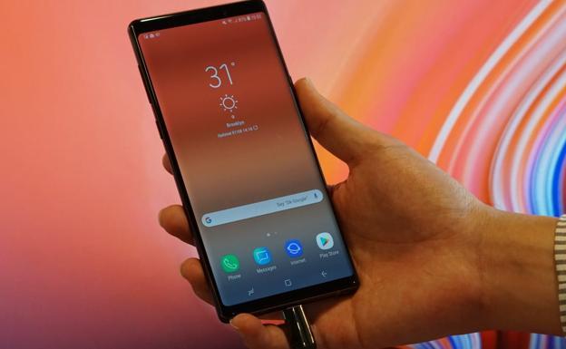 0b324ac066c S9 vs Note 9  Así es la gama más alta de Samsung