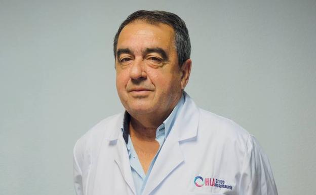 Entervista al Doctor Ángel Crespo especialista en medicina hiperbárica.