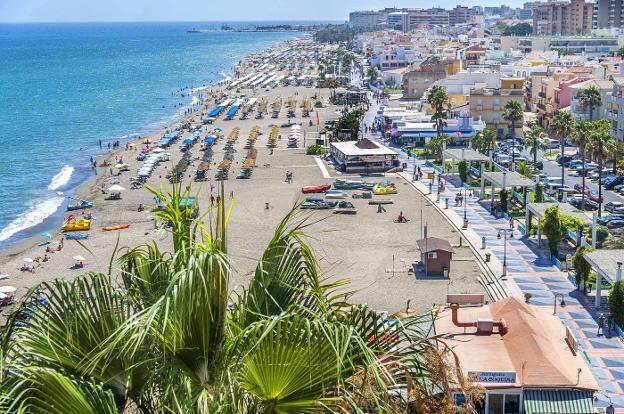 Torremolinos, único municipio de más de 25.000 habitantes
