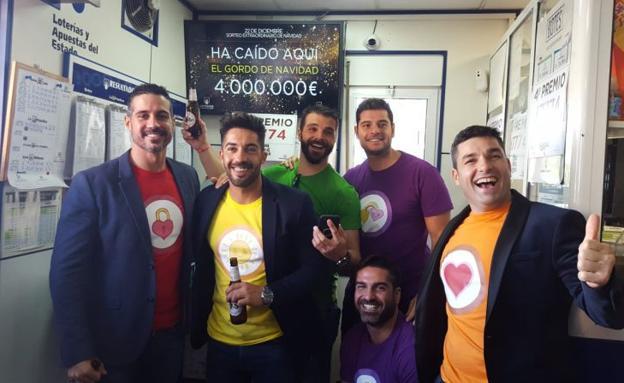 Lotería Navidad 2018 | Vendido en Málaga un décimo del 67774 ...