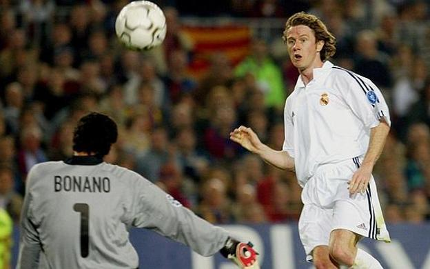 Steve McManaman - Real Madrid