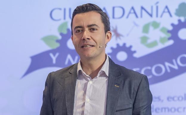 Diego Isabel, director de la fundación NESI./SURr