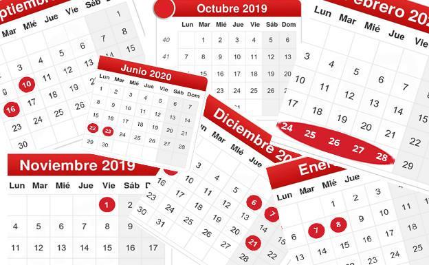 Calendario Escolar Andalucia 2020.El Curso 2019 20 Comenzara El 10 De Septiembre En Primaria Y El 16