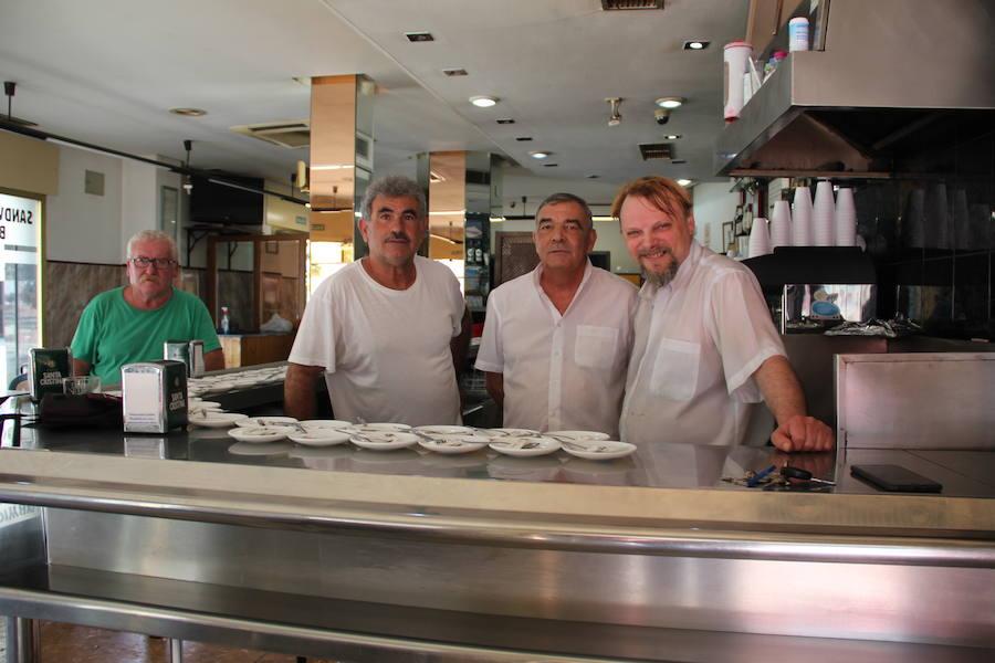 Salón Florido, especialistas en desayunos y meriendas desde hace tres décadas