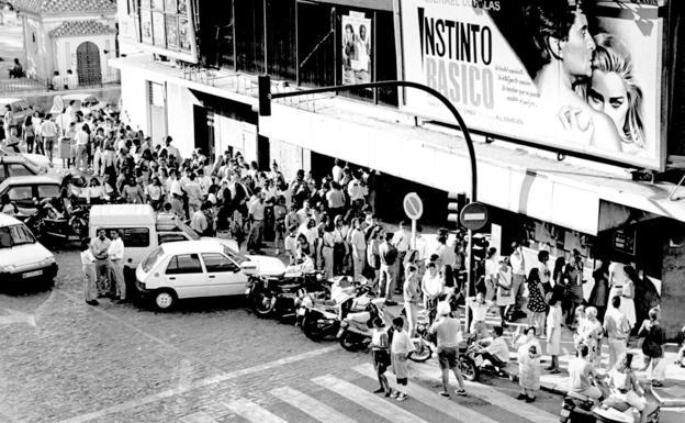 El Cine Astoria De Su Inauguración En 1966 Hasta Su Próxima Demolición Diario Sur