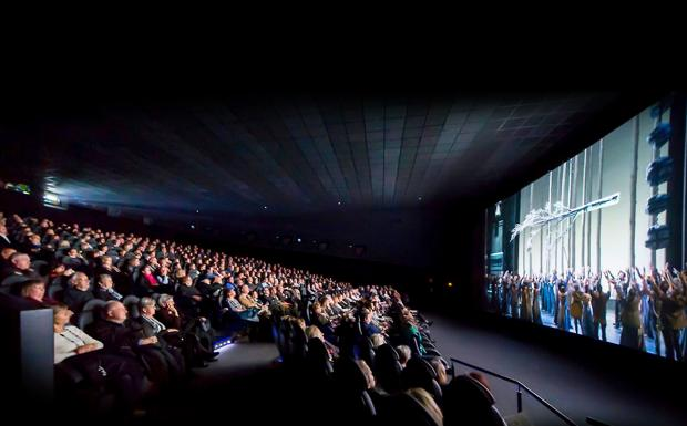 Las Salas De Cine De Málaga Entre Las Más Asequibles De