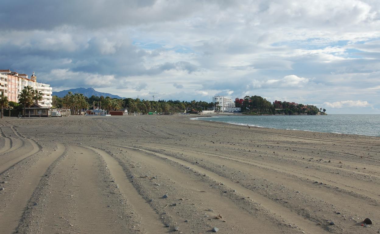 Denunciados Por Tener Sexo En Una Playa De Estepona Durante La Cuarentena Diario Sur