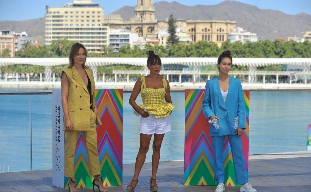 La boda de Rosa' inaugura el Festival de Málaga con un sonoro ...