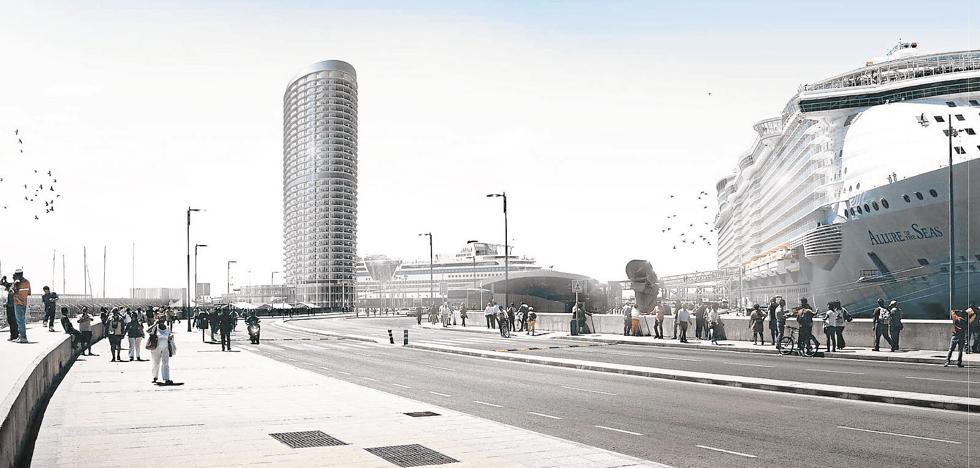 El Puerto presenta el informe de alegaciones de la torre y despeja la aprobación provisional 3