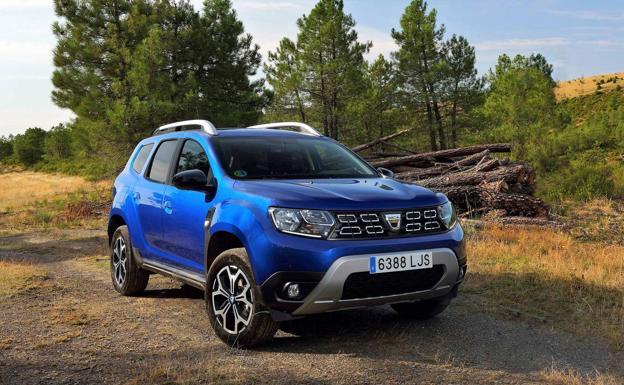 Dacia Duster Glp  Una Opci U00f3n Muy Recomendable