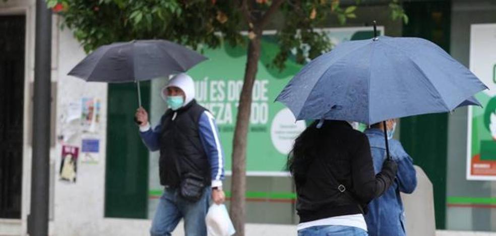 La borrasca 'Bárbara' complicará el tiempo en Málaga cara al miércoles y al jueves 1
