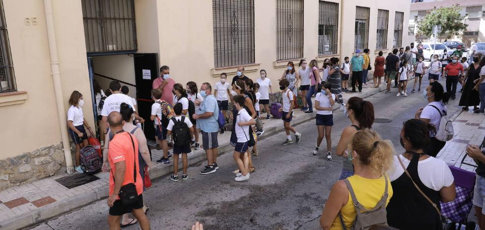 El nuevo decreto de escolarización facilita la reagrupación en el mismo colegio de 70 hermanos de Málaga 2