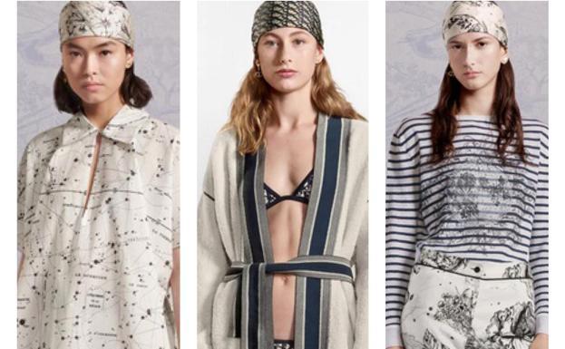 Dior se reinventa en plena pandemia con su primera colección de ropa para  estar en casa | Diario Sur
