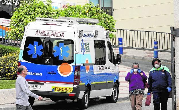Andalucía tiene más de 20 muertes por coronavirus por tercer día consecutivo