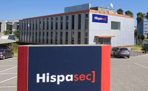 Hispasec se instala en Málaga TechPark/MÁLAGA TECHPARK