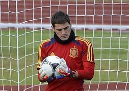 Casillas Los Penaltis Ante Italia Cambiaron Nuestra Historia
