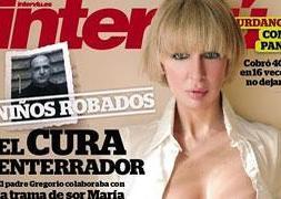 Interviú Desnuda A Aran Aznar La Sobrina Del Expresidente Diario Sur