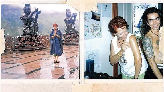 Image result for la abuelita mochilera imagenes