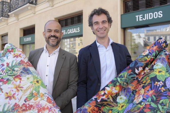 La Empresa Catalana Ribes Casals Abrirá Una Tienda De Telas En La