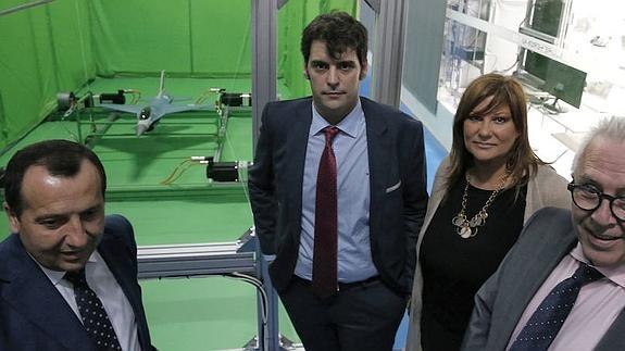 Mesurex Aeronautics inaugura su nueva planta en el PTA tras invertir casi dos millones de euros