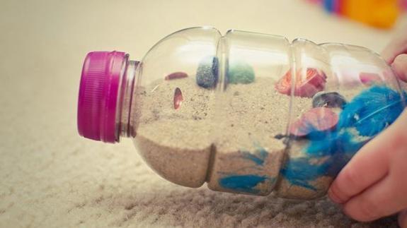 Las Botellas Sensoriales Un Método De Estimulación Para