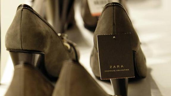 4e4e7013 Dónde se hacen los zapatos que se venden en Zara? | Diario Sur
